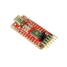 Módulo serial USB - RS232 FTDI