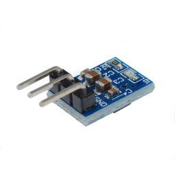Mini convertidor buck de voltaje 5V a 3.3V