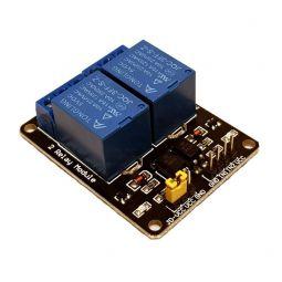 Módulo de 2 relés para Arduino
