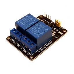Módulo para Arduino de dos relays.