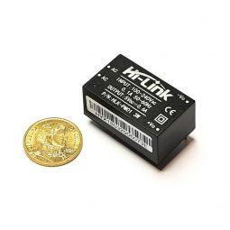 Micro fuente reductora 220VAC - 5VDC