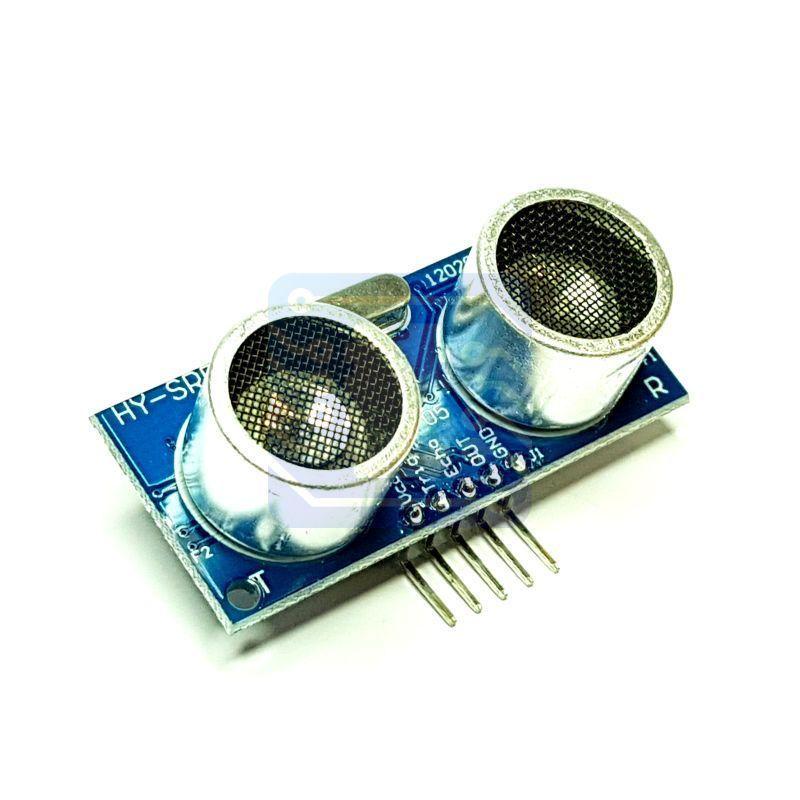 Sensor de distancia SRF-04 ultrasónico