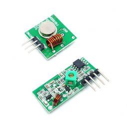 Kit de transmisión inalámbrica de 433 MHz RF