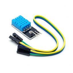 Sensor DHT11 de temperatura y humedad relativa