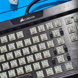 Servicio técnico de teclados gamer. Corsair, Razer, Logitech, MSI, Thermaltake, etc.