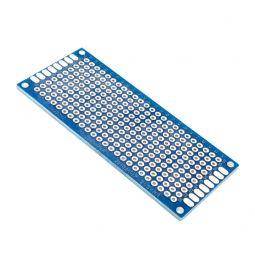 Placa PCB perforada doble cara 30x70 mm