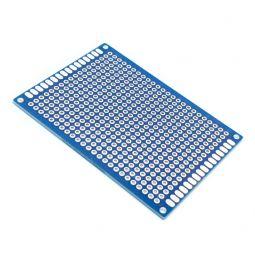 Placa PCB perforada para proyectos electrónicos 50x70 mm