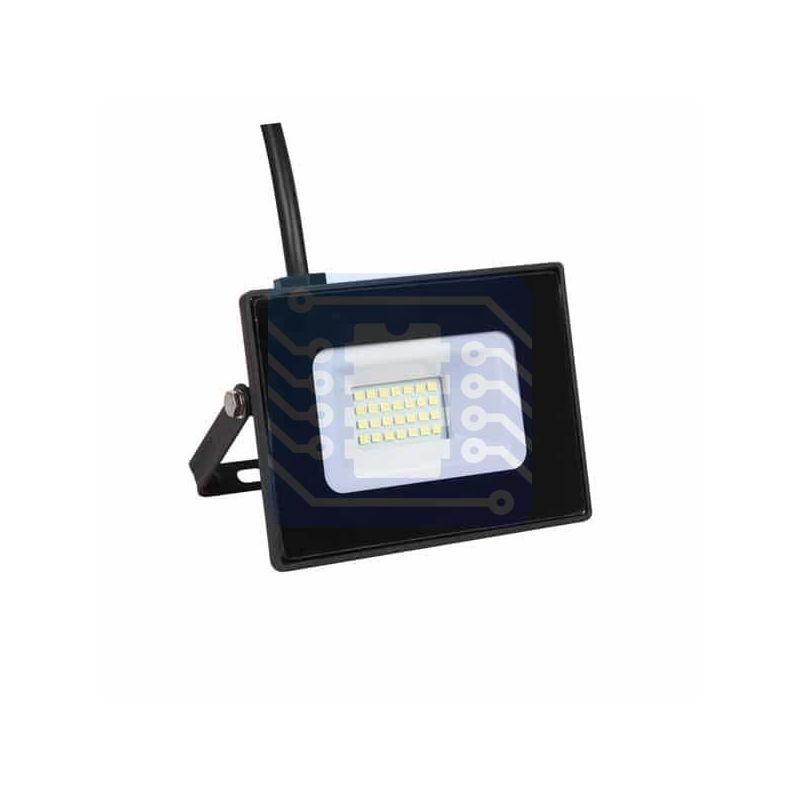 Foco LED de proyección para exteriores de 30W blanco cálido IP65
