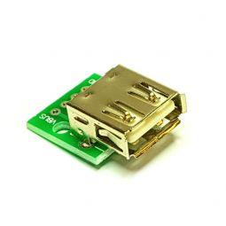 Adaptador USB tipo A - DIP