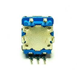 Encoder con eje dentado de 20 mm