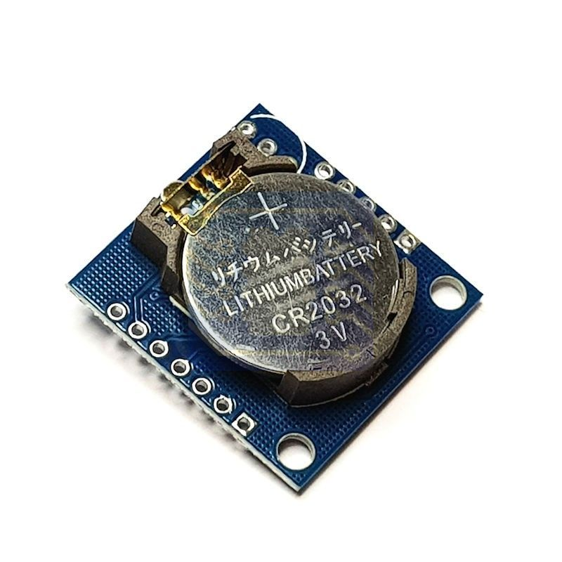 Tiny RTC. Módulo de reloj de tiempo real