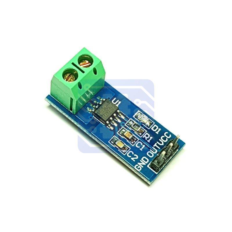 Sensor de corriente Arduino